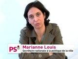La politique de la ville marginalisée, par Marianne Louis
