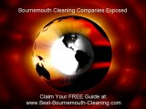 The Secrets to Choosing a Bournenmouth Cleaning Company