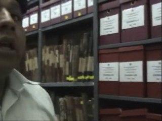 Una visita al Archivo Histórico Municipal de Lima.