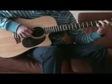 Classical gas  guitar lesson cover