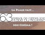 Festival de Cannes - La plage fait son Cinéma