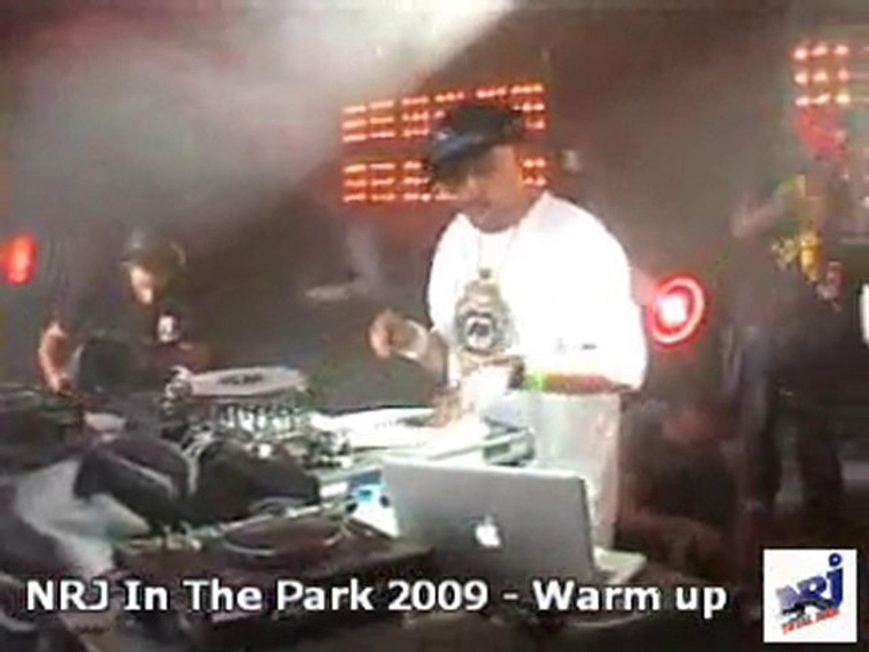 DJ KC @ NRJ IN THE PARK 2009 - PARTIE 1