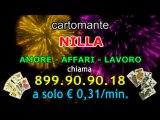 Cartomante Nilla 899.90.90.18
