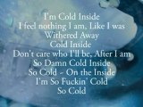 Tim Donaghy - Cold Inside