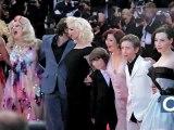 """Fetival de Cannes 2010 : montée des marches de """"Tournée"""""""