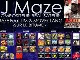 DJ MAZE Feat LIM & MOVEZ LANG: Sur le bitume