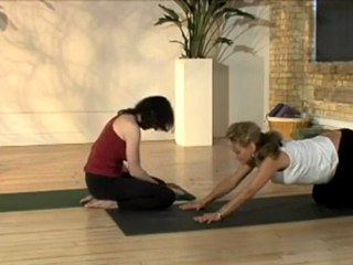 Simple Yoga: Downward Dog and Puppy Dog