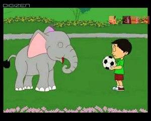 Elephant Nursery Rhyme