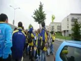 supporters ASM demi-finale 2010 VIDEO 2