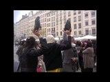 Manifs contre islamophobie Parti des Indigènes Lyon le 2 mai
