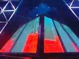 Daft Punk - 01. One More Time / Aerodynamic (Daft Punk Live @ 02 Wirelles Festival)