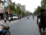 Balade à vélo dans Mandalay