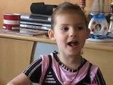ma fille qui chante