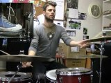 Fast Bass Drum Doubles - Drum Lessons