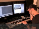 Rayan Desaintanger - making of French Kiss (studio session)