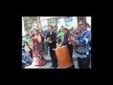 Spectacle de rue guitare rumba flamenca