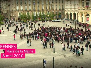 Vidéo officielle - MP3 EXPERIMENT AGITATO - Rennes 08/05/10