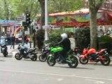 Bénédiction des motars à Béthune 001