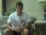 O Β.Καραγκούνης μιλάει για την Εθνική Παίδων