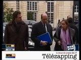 """Télézapping : Retraites, """"la justice c'est pas ça"""""""