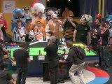 Eurobot 2010 finale France Microb / UART 1ère manche