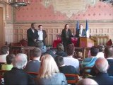 Remise des médailles du Travail 2010 à La Ferté-sous-Jouarre