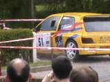 Marc Ledue au rallye de Dieppe 2010