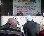 Laayoune Alkouchi à Oignies le 15 et 16 mai 2010.