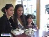 Salon : Miss France 2010 à la rencontre des salonais