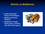 Whats The difference between CT gold buyer and ct gold refi