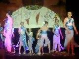 Toutankhamon et larme d'or spectacle de danse du 15 mai 2010