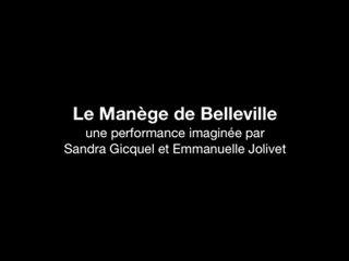 Balade commando à Belleville