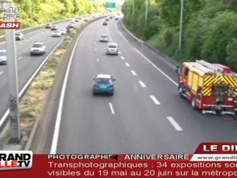 Dramatique accident sur la RN356 (Wasquehal)