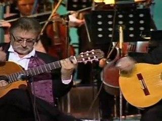 Francis Goya en concert en Russie