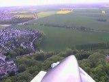 Promenade aérienne au dessus de Villepreux