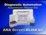 Autoimmune ELISA kits