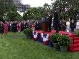 Le président mexicain entame une visite d'Etat aux Etats-Unis