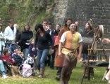 La troupe Alvarez à la foire médiévale de Sedan