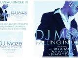 DJ MAZE: FALLING IN LOVE Feat Dina Rae (Eminem-D12)