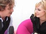 L'interview croisée de Louise Bourgoin et Melvil Poupaud