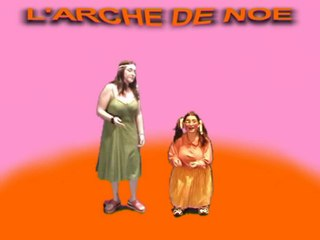 L'ARCHE DE NOE - SHEILA - fournier
