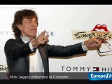 Mick Jagger enflamme Cannes
