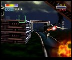 Star fox 64/ Lylat wars Mission 1:CORNERIA (route normal)
