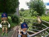 visite de Châtillon sur Seine par des enfants