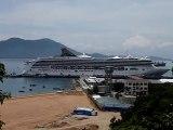 Super Star  Virgo in Chan May port-Hue city-Vietnam