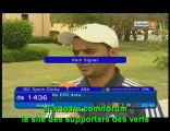 ALGERIE  (CRANS MONTANA ,emmission speciale al jazira sport)