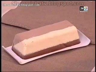 Glace aux 3 chocolats