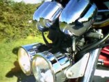 Petite balade en moto