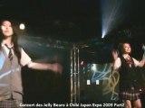 Concert des Jelly Beans à Chibi Japan Expo 2009 Part2
