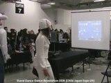 Démonstration de Dance Dance Revolution(Chibi Japan Expo 09)